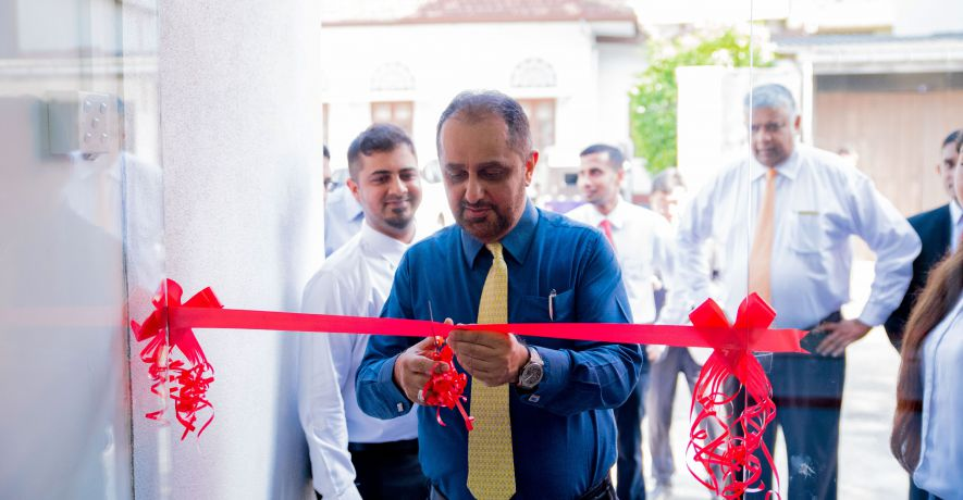 FIRST EVER EXCLUSIVE VISA CENTRE
